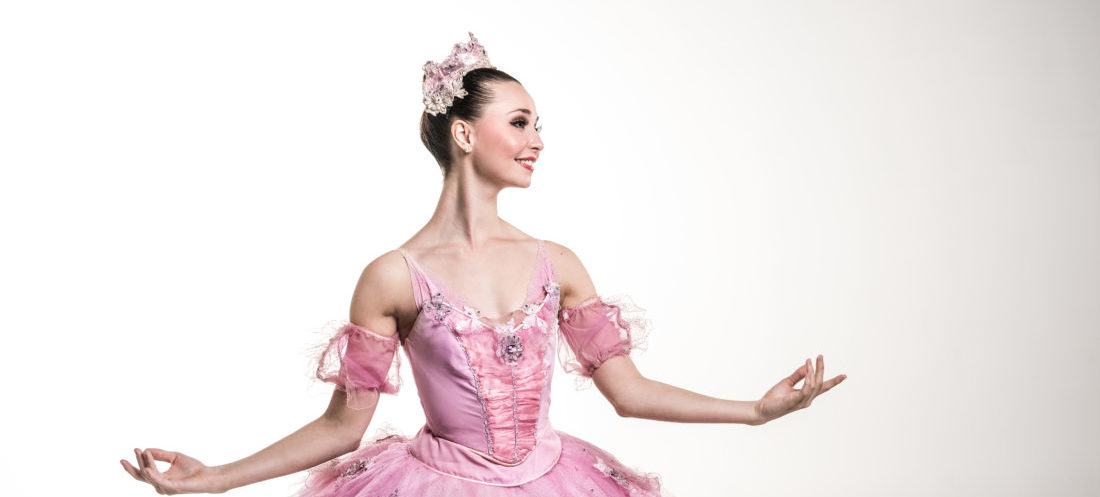 Sugar Plum Fairy, Dancer: Maggie Rupp Photo Credit: Tim Engle